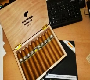 CIGAR BEHIKE 54 BOX 10D